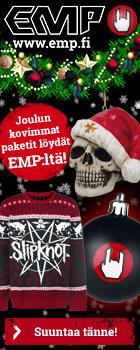 Joulun kovimmat paketit EMP:ltä!